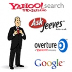 Search Engines Logos